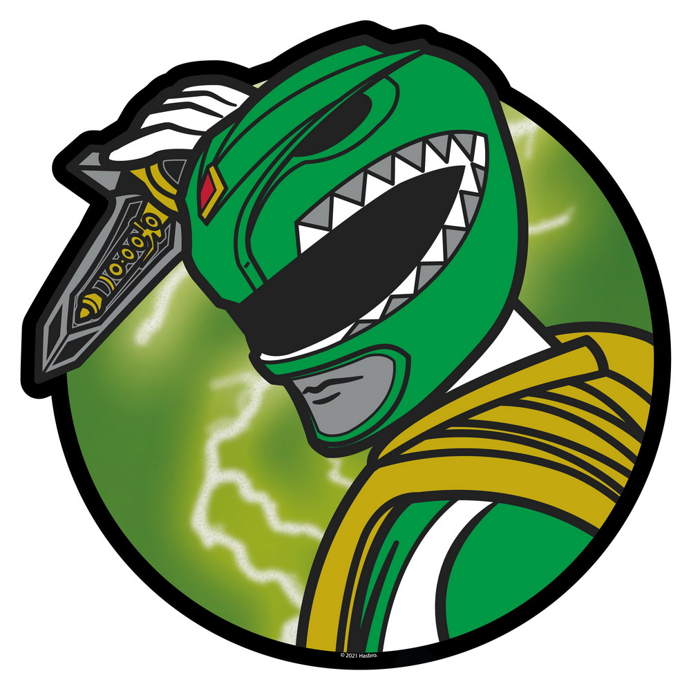Green Ranger Mouse Pad