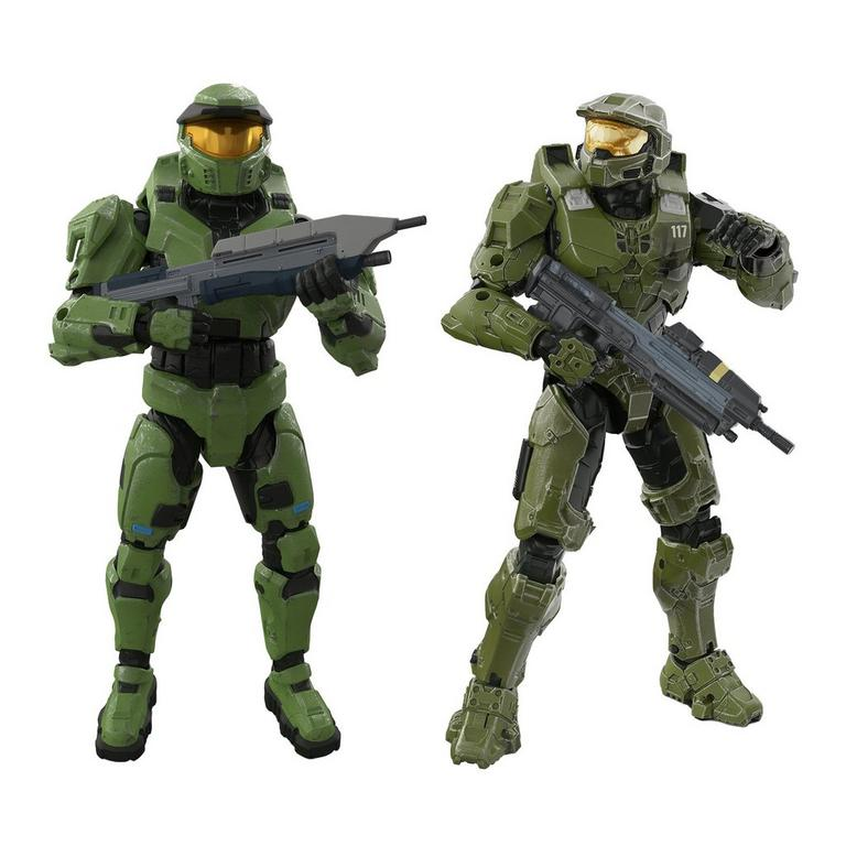 Halo-Master-Chief-20th-Anniversary-Spartan-Collection-Action-Figure-Set-Only-at-GameStop
