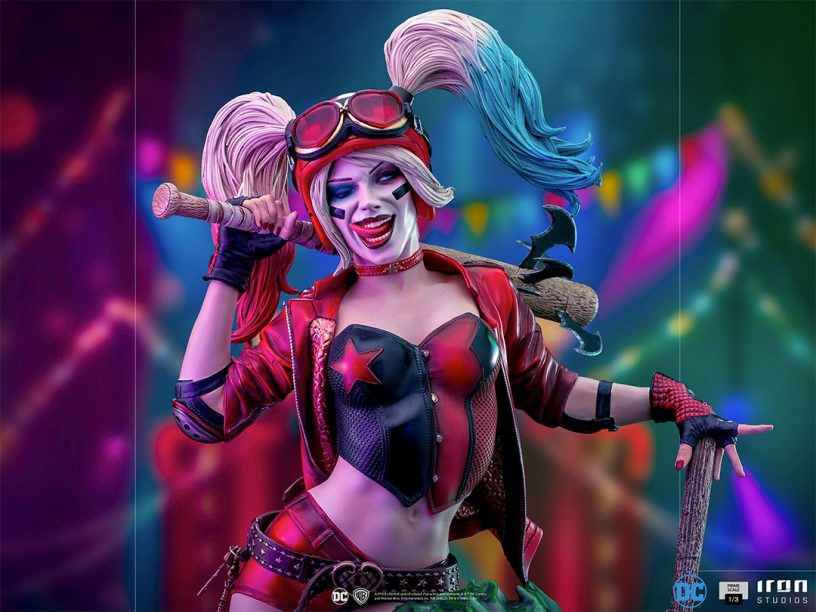 Harley Quinn Prime Scale 1-3 - IS_17