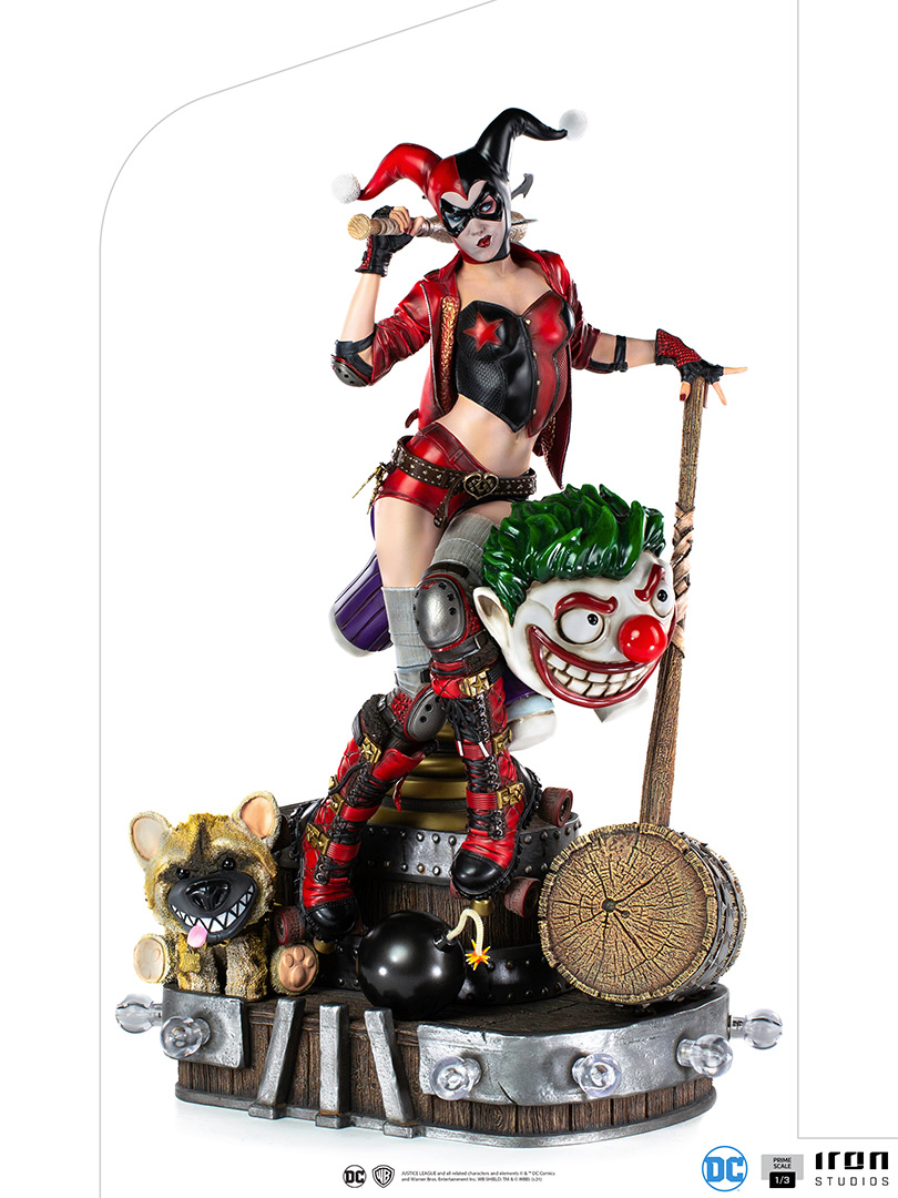 Harley Quinn Prime Scale 1-3 - IS_20