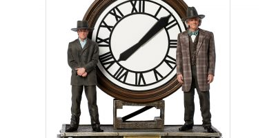 Marty and Doc at the Clock-IS_16