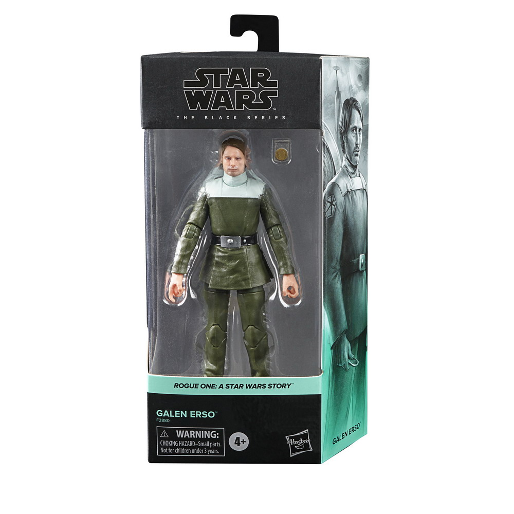STAR WARS THE BLACK SERIES 6-INCH GALEN ERSO Figure - in pck (1)