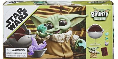 STAR WARS THE BOUNTY COLLECTION GROGU'S HOVER-PRAM PACK - in pck
