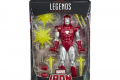 MARVEL LEGENDS SERIES 6-INCH IRON MAN SILVER CENTURION Figure - in pck