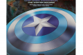MARVEL LEGENDS SERIES CAPTAIN AMERICA THE WINTER SOLDIER STEALTH SHIELD - in pck (1)