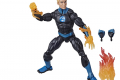 MARVEL FANTASTIC FOUR LEGENDS SERIES 6-INCH HUMAN TORCH Figure