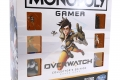 MONOPOLY GAMER OVERWATCH COLLECTOR'S EDITION Game - in pck