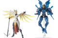 OVERWATCH ULTIMATES SERIES 6-INCH DUAL PACK Figure Assortment - Pharah & Mercy oop (1)