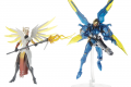OVERWATCH ULTIMATES SERIES 6-INCH DUAL PACK Figure Assortment - Pharah & Mercy oop (2)