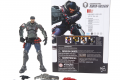 OVERWATCH ULTIMATES SERIES 6-INCH Figure Assortment - Blackwatch Reyes oop (3) & pckging