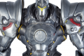 OVERWATCH ULTIMATES SERIES 6-INCH Figure - Reinhardt oop (2)