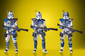 Star Wars The Vintage Collection Star Wars The Clone Wars 501st Legion ARC Troopers Figure 3-Pack - oop (1)