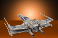STAR WARS THE VINTAGE COLLECTION ANTOC MERRICK'S X-WING FIGHTER Vehicle and Figure - oop 2
