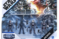 STAR WARS MISSION FLEET CLONE COMMANDO CLASH Figure and Vehicle 4-Pack - in pck