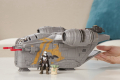 STAR WARS MISSION FLEET RAZOR CREST OUTER RIM RUN Figure and Vehicle 2-Pack - lifestyle 2
