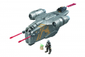 STAR WARS MISSION FLEET RAZOR CREST OUTER RIM RUN Figure and Vehicle 2-Pack - oop (1)