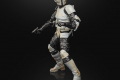 STAR WARS THE BLACK SERIES CARBONIZED COLLECTION 6-INCH SCOUT TROOPER Figure 4