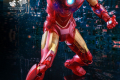 Hot Toys - IM2 - Iron Man Mark IV (Holographic Version) collectible figure_PR13