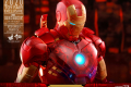 Hot Toys - IM2 - Iron Man Mark IV (Holographic Version) collectible figure_PR19