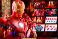 Hot Toys - IM2 - Iron Man Mark IV (Holographic Version) collectible figure_PR20