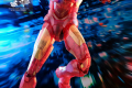 Hot Toys - IM2 - Iron Man Mark IV (Holographic Version) collectible figure_PR9