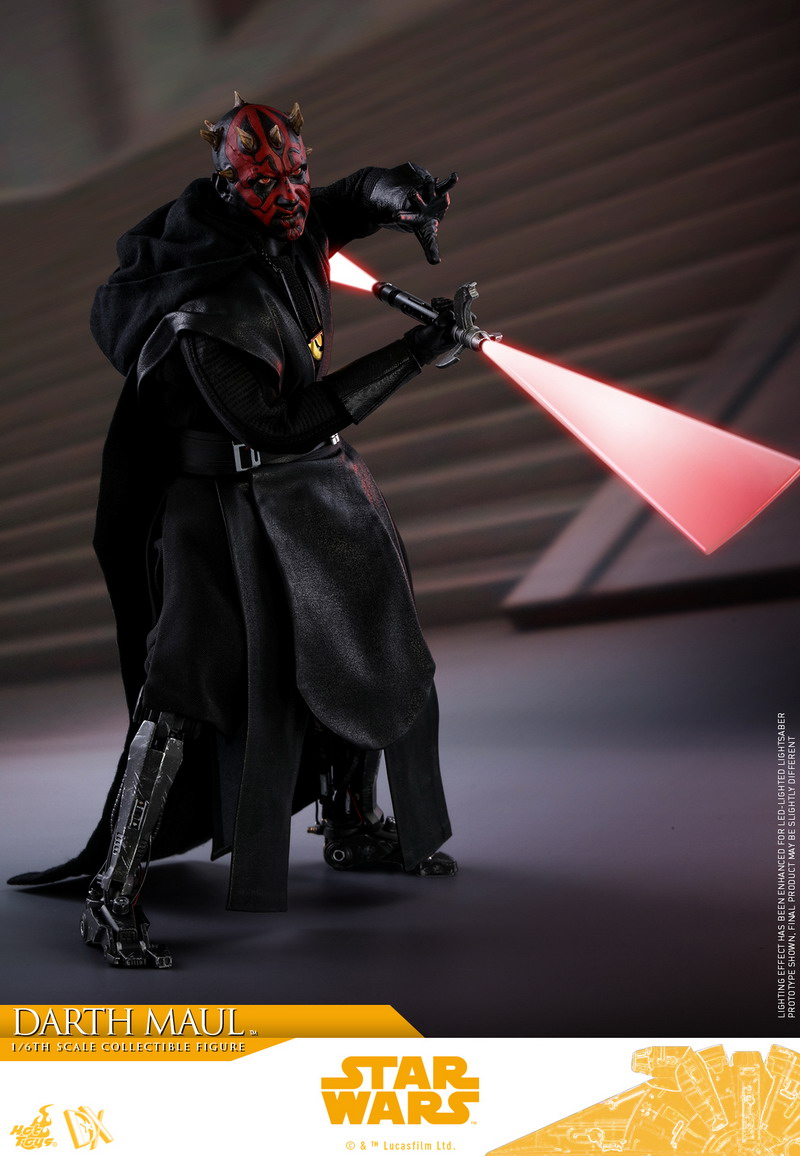 Hot Toys Solo A Star Wars Story 1 6th Scale Darth Maul