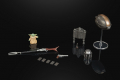 STAR WARS THE BLACK SERIES 6-INCH DIN DJARIN (THE MANDALORIAN) & THE CHILD BUILD-UP PACK - oop (8)