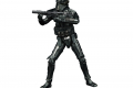 STAR WARS THE VINTAGE COLLECTION CARBONIZED COLLECTION 3.75-INCH DEATH TROOPER - oop 2