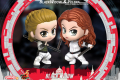 Hot Toys - Black Widow - Black Widow & Yelena Cosbaby (S) Bobble-Head Collectible Set_PR2