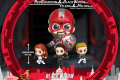 Hot Toys - Black Widow - Red Guardian, Black Widow, Yelena, and Melina Cosbaby (S) Bobble-Head Collectible Set_PR1