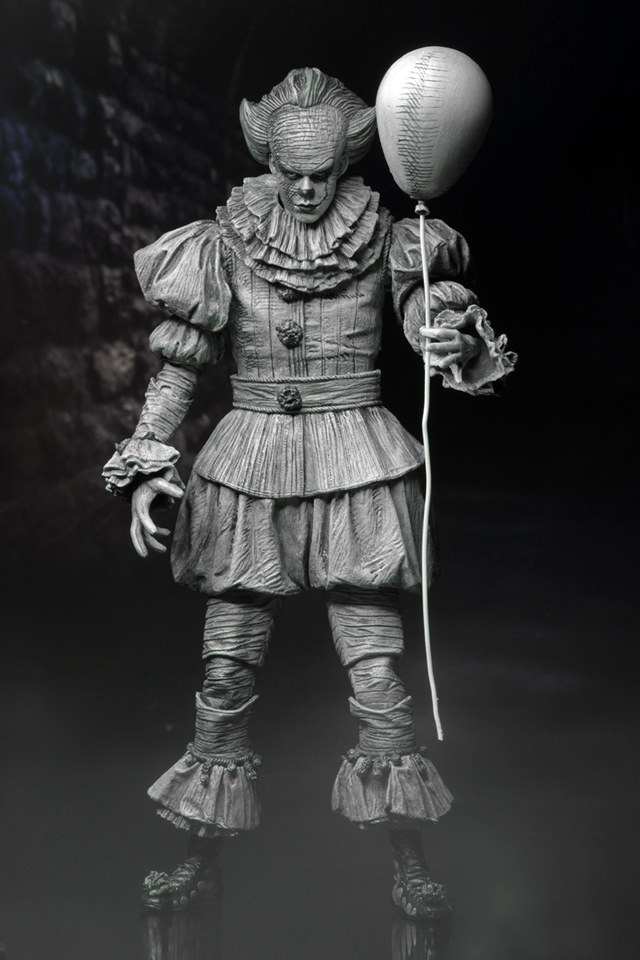 Neca Sdcc 2019 Exclusive Reveal 2 It Derry Charter