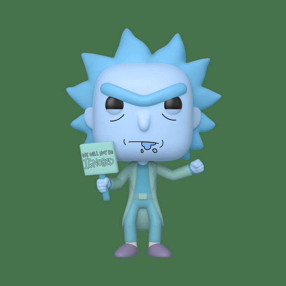Rick And Morty Season 4 Funko Pop Figures And More