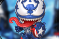 Hot Toys - SMMV - Venomized Captain America Cosbaby_PR1
