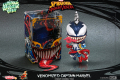 Hot Toys - SMMV - Venomized Captain Marvel Cosbaby_PR3