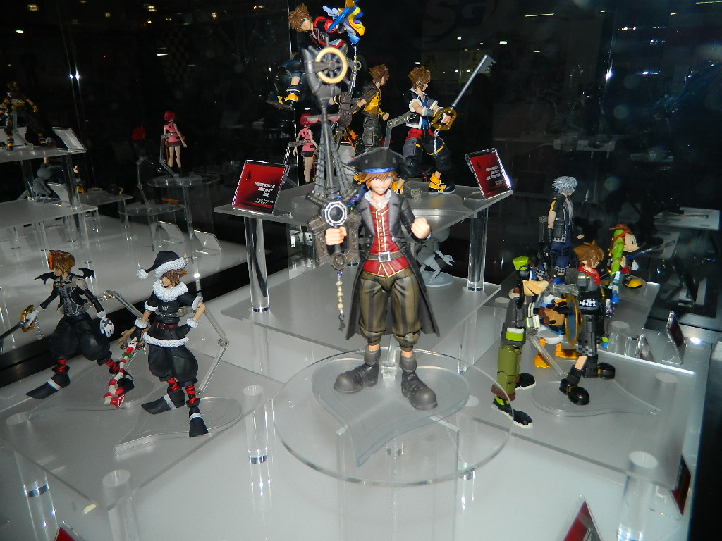 toy fair new york 2019  square enix